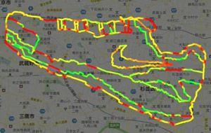 Challenge Nike+ Draw Your Run