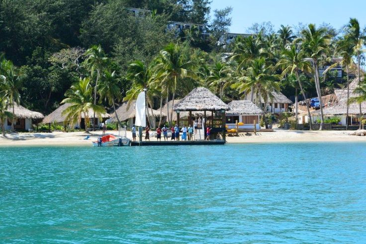 Tropica Island Resort, Mamanuca, Fiji
