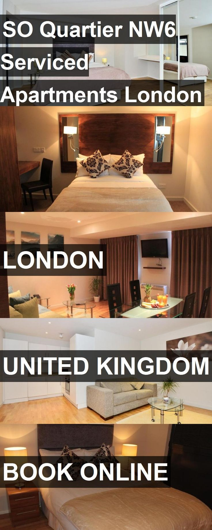 Hotel SO Quartier NW6 Serviced Apartments London in London, United Kingdom. For more information, photos, reviews and best prices please follow the link. #UnitedKingdom #London #SOQuartierNW6ServicedApartmentsLondon #hotel #travel #vacation