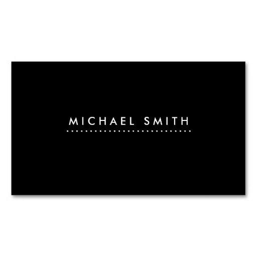 275 best attorney business cards images on pinterest lyrics text black professional elegant modern plain simple business card colourmoves