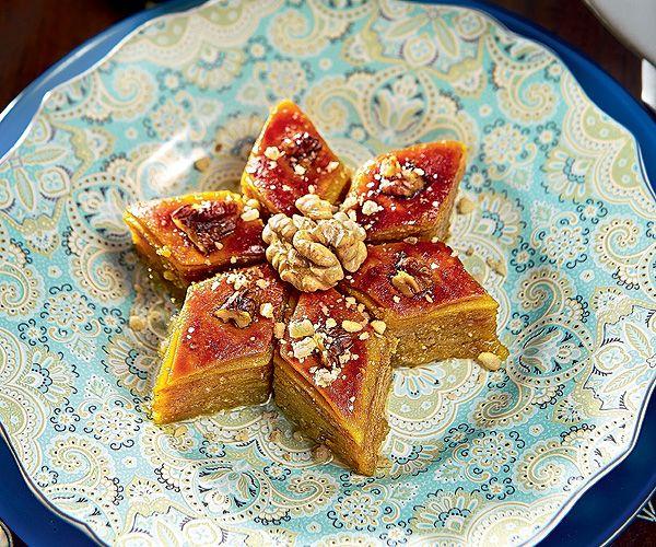 Рецепт настоящей иранской пахлавы от шеф-повара