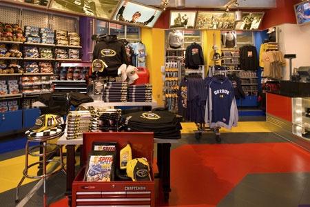 nascar merchandise
