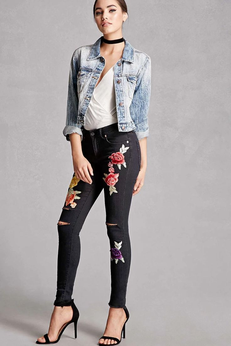 Best 20+ Ripped knees ideas on Pinterest | Ripped knee jeans, ASOS ...