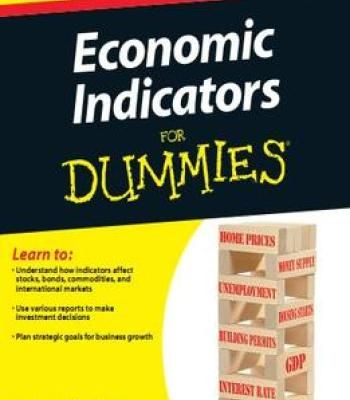 Economic Indicators For Dummies PDF