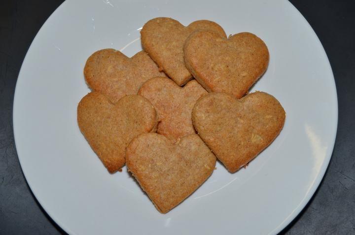 Jablečné sušenky
