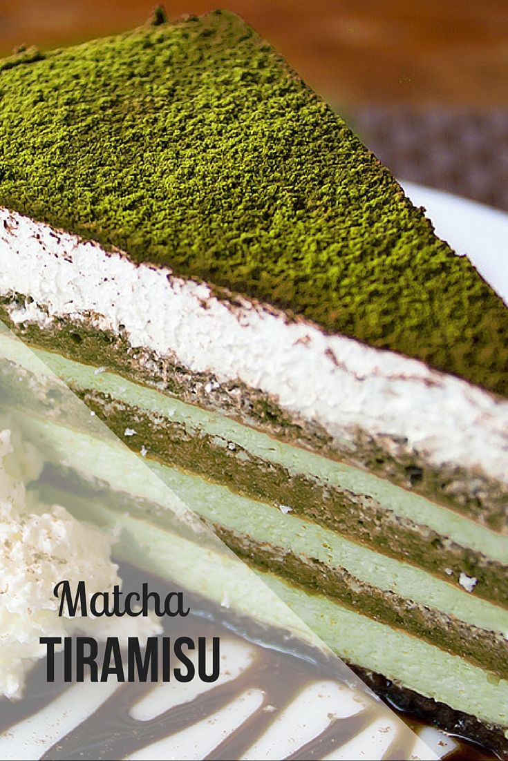 We made making matcha tiramisu easy with our simple recipe. This multi-textural cake will attract the eyes and stomach of even the pickiest eaters. http://epicmatcha.com/matcha-tiramisu-recipe/?utm_source=pinterest&utm_medium=pin&utm_campaign=social-organic&utm_term=pinterest-followers&utm_content=blog-how-to-make-matcha-tiramisu-round-2