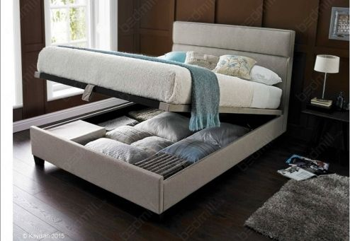 1000 ideas about cheap bed frames on pinterest diy bed for Diy ottoman bed frame