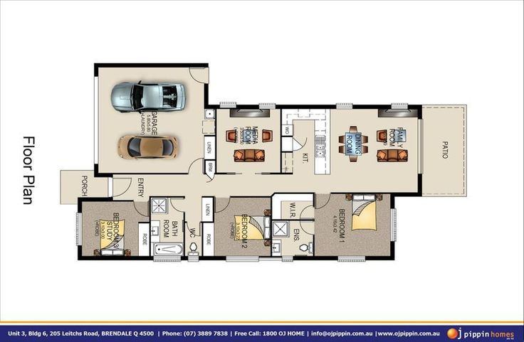 Lockyer 180 Floor Plan