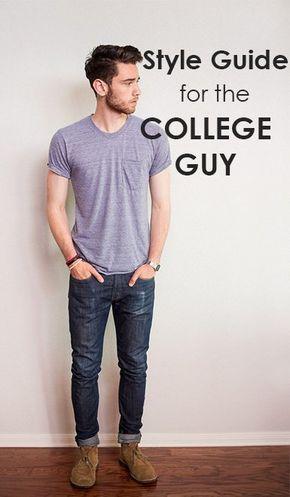 Mer enn 25 bra ideer om college guys p pinterest listen up boys now that youre a college guy many things urmus Choice Image
