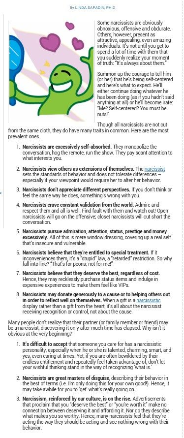 Narcissistic personality traits. Spot on!! A recovery from narcissistic sociopath relationship abuse.
