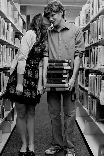 Library Engagement Shoot!