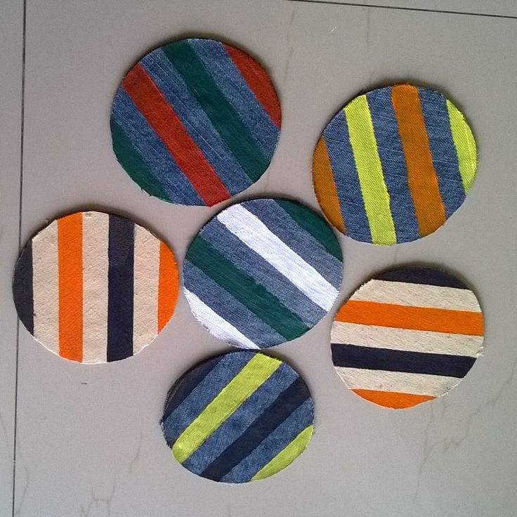 CD coasters part 2