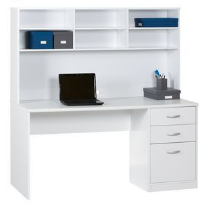 Hummingbird Xavier Workstation White