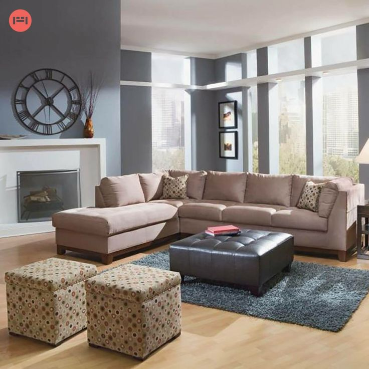 soho cobblestone sectional value city furniture
