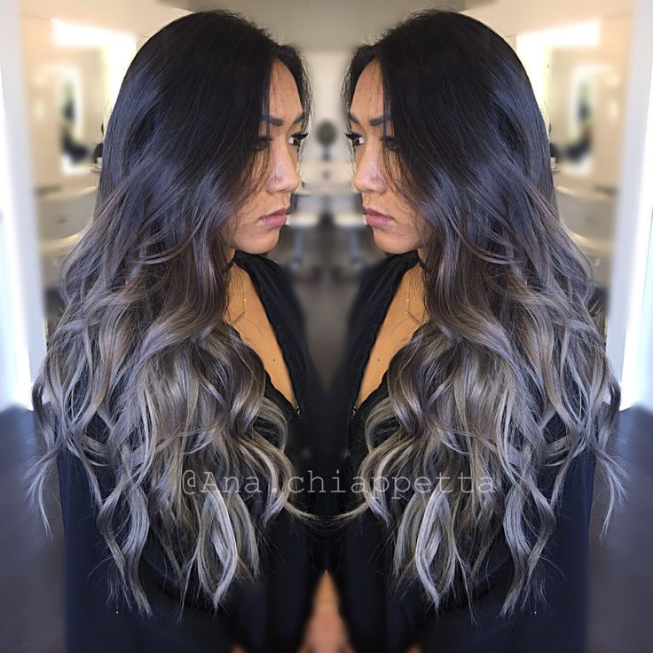 1000+ ideas about Grey Ombre Hair on Pinterest  Grey