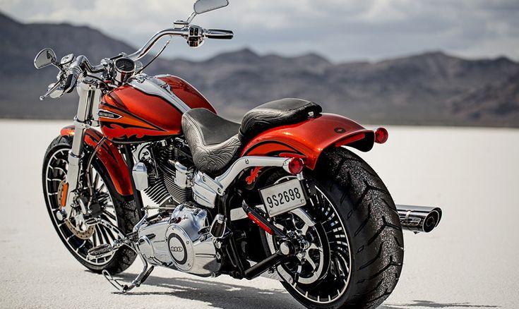 Harley-Davidson CVO Breakout.