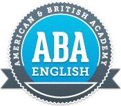Cours d'anglais: ABA English