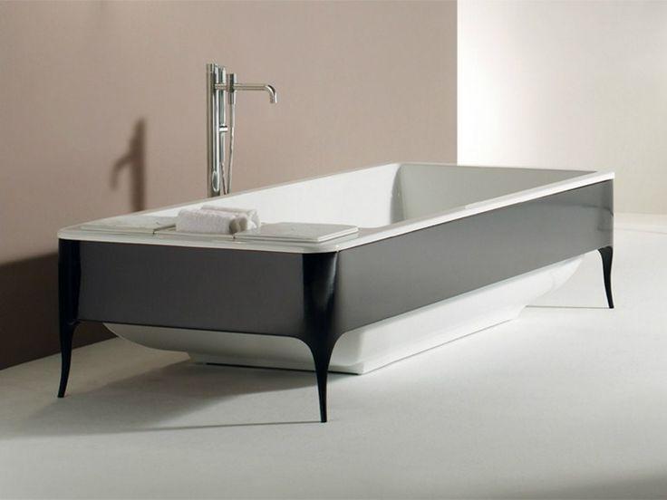 Rectangular bathtub ORGANICO The Hayon Collection Collection by BISAZZA Bagno | design Jaime Hayón
