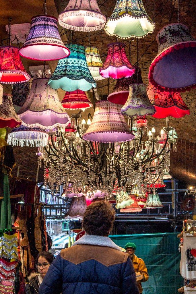 Camden Market, London                                                                                                                                                      More