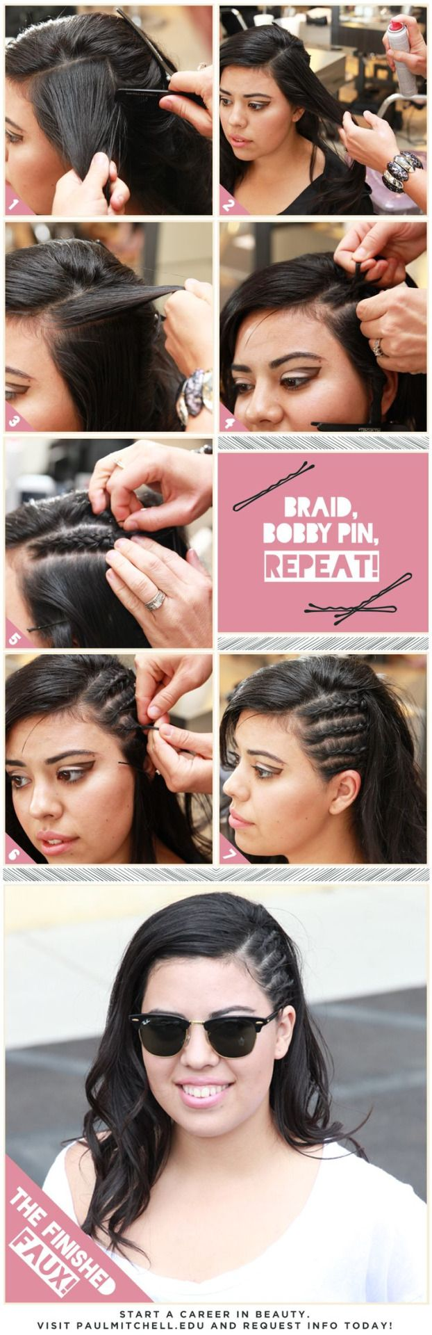 Braids Hair : Photo