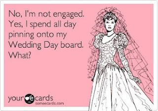 Nothing wrong with that! :)Wanting To Get Married Quotes, I Want To Get Married Quotes, Getting Married Funny, Too Funny, Engagement Ecards, Not Married Humor, True Stories, Wedding Ecards Funny, Pinterest Wedding Humor