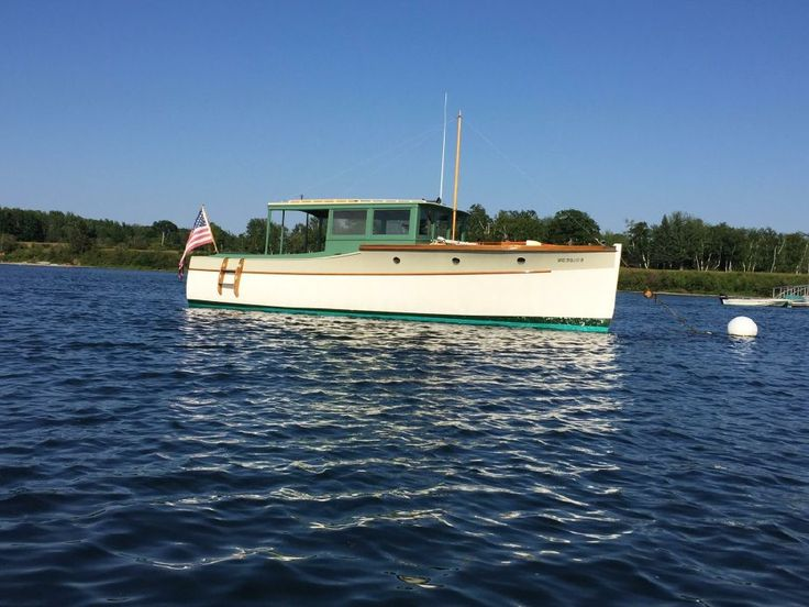 1929 Gray Boats Lobster Cruiser Power Boat For Sale - www.yachtworld.com