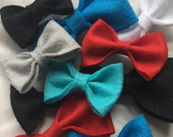 Baby boy bow ties
