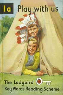 My only vivid memory I have of reading as a child was getting my school books - Ladybirds Peter and Jane and couldn't wait to get the next one in the series to see what they were going to do!!!!.