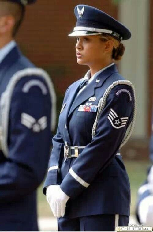 U.S. Air Force Women's Dress Blue Uniform Skirt - NEW and ...