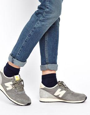 Immagine 3 di New Balance - 420 - Scarpe da ginnastica vintage grigie