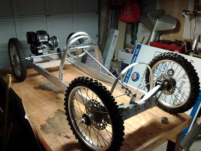 Dave D's 1950 CycleKart Italian (1605)