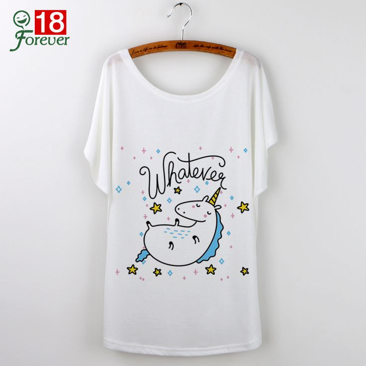 NEW ARRIVAL UNICORN T-SHIRT //Price: $17.99 & FREE Shipping //     #cutiestuffsite