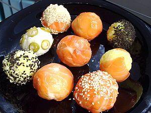 Sushi Temari Balls RECIPE