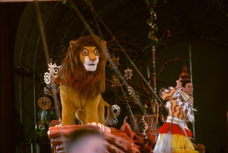 Lion King | Disney's Animal Kingdom Discount Tickets | Undercover Tourist