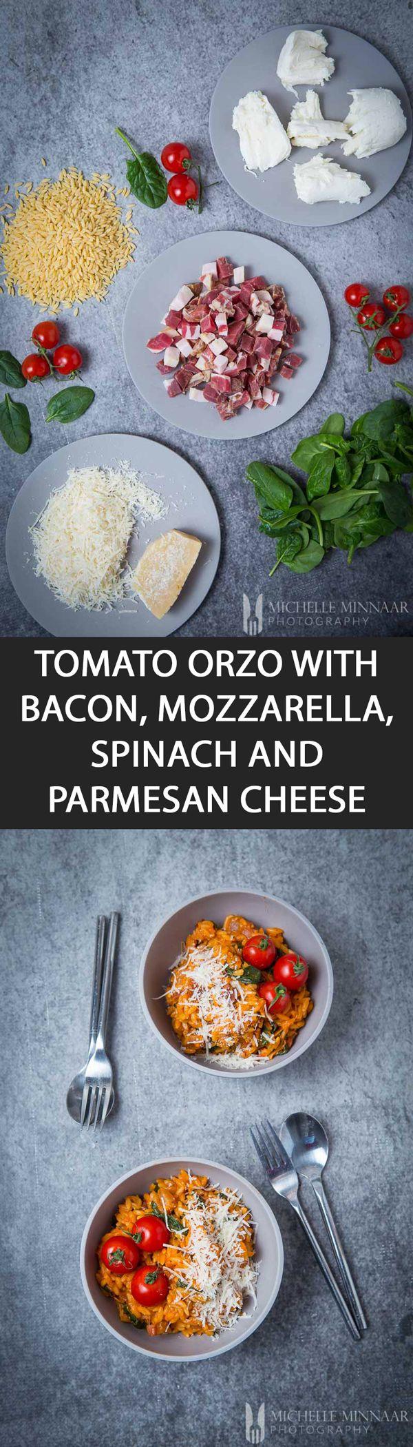 Tomato Orzo