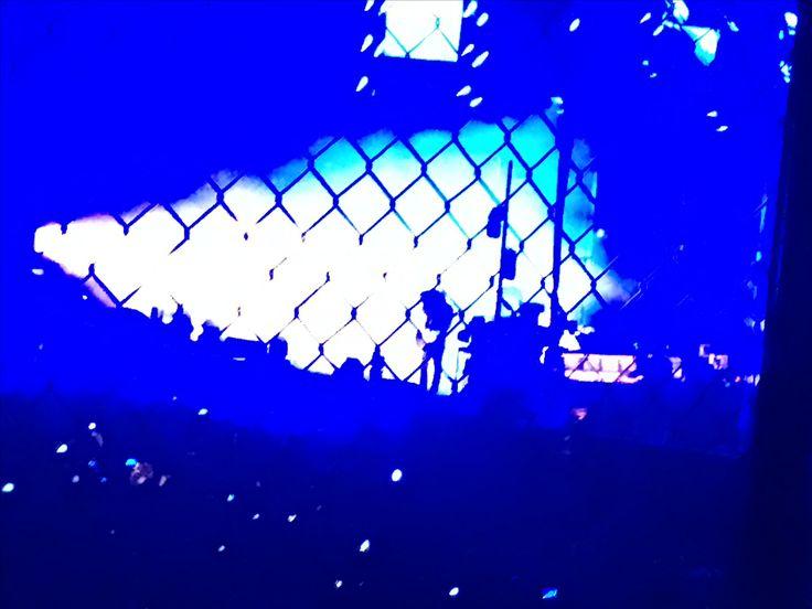 Radiohead  Palacio de los Deportes Ciudad de México 03 Octubre 2016