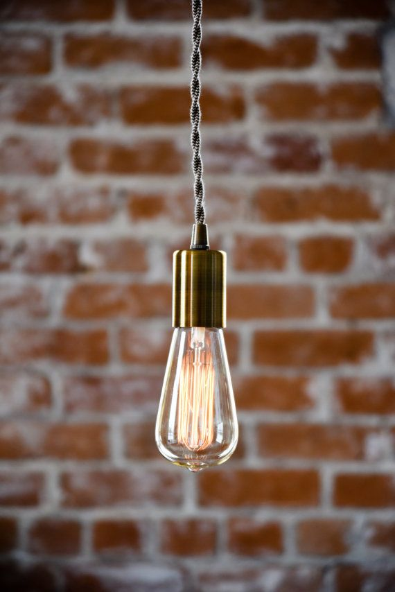 Mini Pendant Light Kit