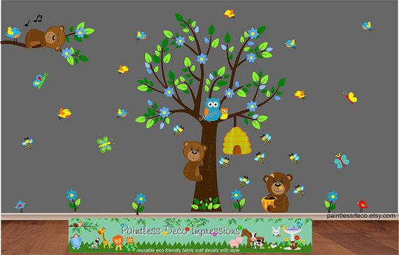 127 Best Images About Forest Woodland Camping Nursery On