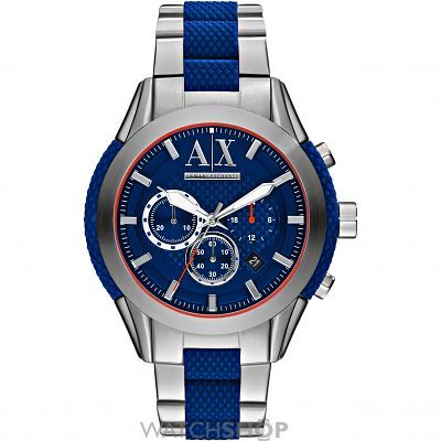 17 best ideas about mens chronograph watches red armani exchange men s chronograph watch