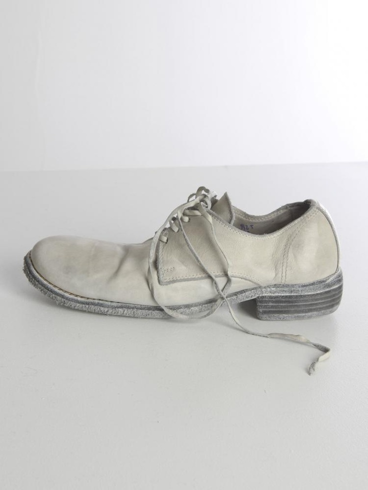 ghost shoes - guidi lace up derby
