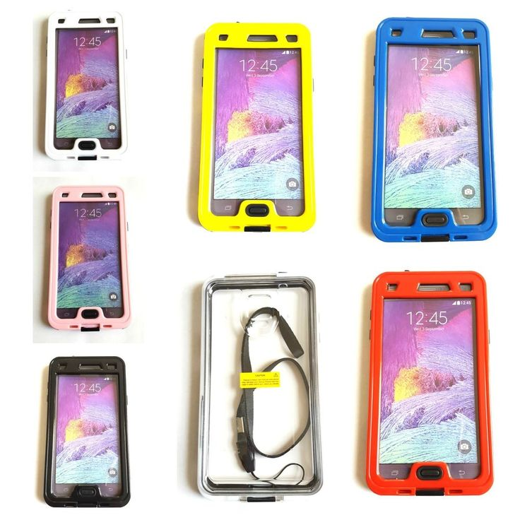 NEW! Waterproof Shockproof Phone Case Cover For Samsung Galaxy NOTE 4 #UnbrandedGeneric