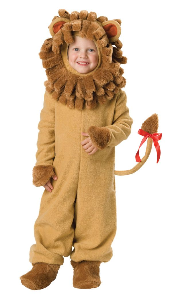 lion costume for kids | Toddler Deluxe Little Lion Costume - Kids Costume
