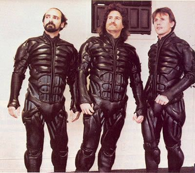 Stillsuits - Behind The Scenes - Arrakis - Dune