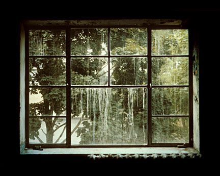 This summer I did a project emulating the picture windows of John Pfahl. Incredible stuff.