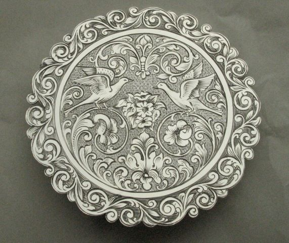 RUTH ANTHONY | The Hand Engravers Association