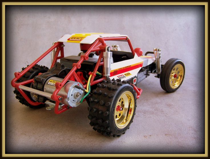 Tamiya Wild One (re-release) with optional gold colour ...