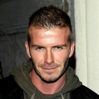 Best David Beckham Hairstyles Images On Pinterest Hair Trends - David beckham armani hairstyle