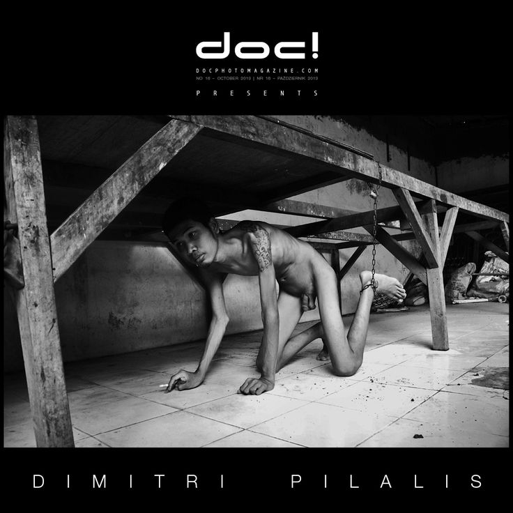"doc! photo magazine presents: ""Mental Health"" by Dimitri Pilalis, doc! #16, pp. 71-89"
