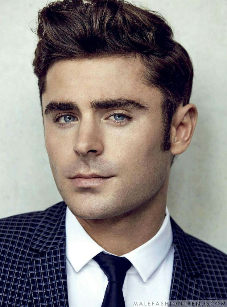 Zach Efron for GQ México by Nino Munoz
