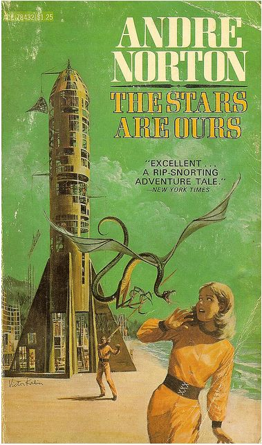 The Stars Are Ours by Andre Norton was first published in 1954.